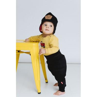 Bluzka z wozem strażackim BABY FIREMAN